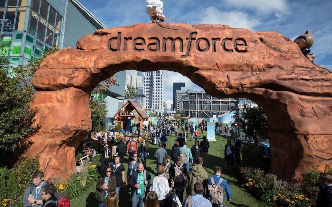 Dreamforce, 2019, Cherished Moments