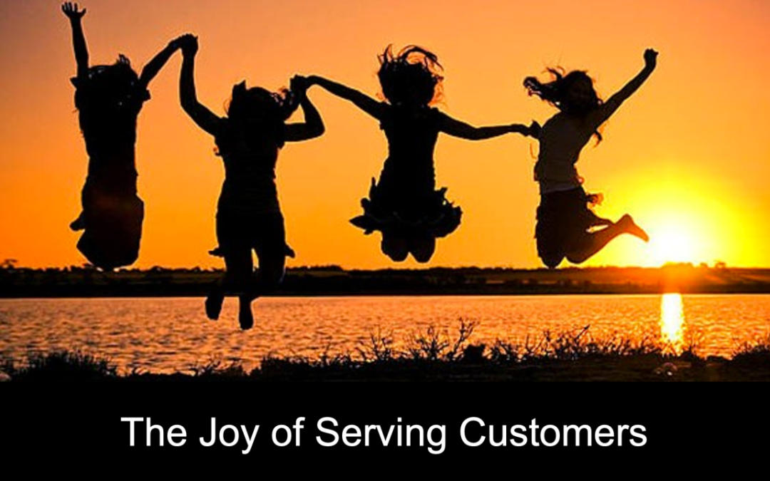 The Joy of Customer Care & Success