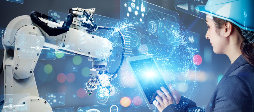 Manufacturing Industry: Evolution, Disruption, Trends & more…