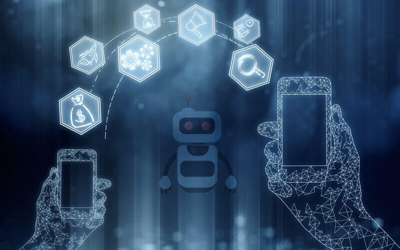 6 Unique Ways Bots are Revolutionizing the Banking Sector