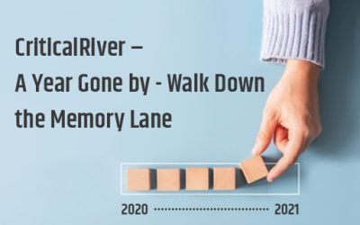 CriticalRiver – A Year Gone by – Walk Down the Memory Lane